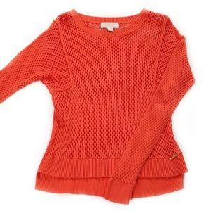 MICHAEL Michael Kors • Open Knit Sweater